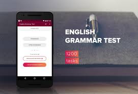 english grammar test android apps on google play