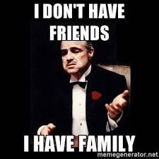 No Friends Meme - i have no friends to hang out with over the summer and no one that i