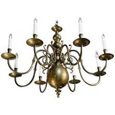 Colonial Chandelier Dutch Colonial Chandeliers And Pendants 15 For Sale At 1stdibs