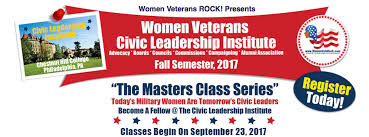 chestnut hill college employment women veterans civic leadership institute 2017 fall semester