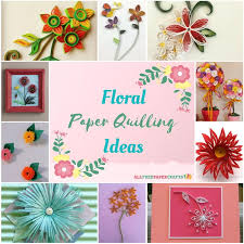 how to quill paper 40 free paper quilling patterns