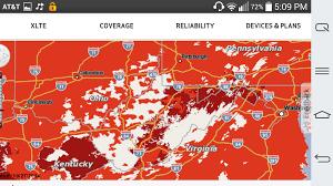Verizon Coverage Maps Fresh Verizon Wireless Map Cashin60seconds Info