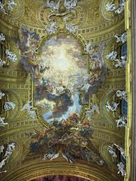 Ceiling Art The Ceiling Vault Of The Gesù Understanding Rome