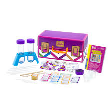 thames u0026 kosmos barbie fundamental chemistry set toys
