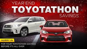 lexus service in fremont year end toyotathon offers on new toyotas at fremont toyota