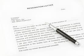 letter format formal letter template