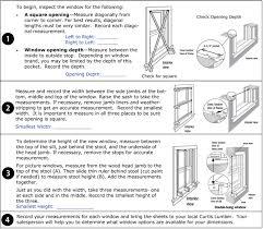 window measurements replacement window measuring instructions