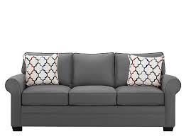 Black Microfiber Couch And Loveseat Sofas Sofa Couches Leather Sofas And More Raymour And