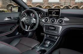 mercedes dashboard 2017 2015 mercedes benz gla250 u0026 gla45 amg first drive review