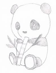 home animal coloring pages cute baby panda coloring pages for kids