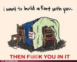 Blanket Fort Meme - there s nothing more romantic than a blanket fort dating fails
