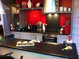 cuisine en chene repeinte cuisine repeinte gris blanc belle cuisine nous a fait à l u0027aise