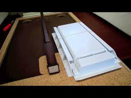 add a drawer under a table smart solutions add a drawer under dinette storage for my rv youtube