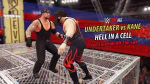 wwe 2k16 ps4 british bulldog vs x pac vs rikishi full match wwe 2k16 undertaker vs kane hell in a cell match ps4