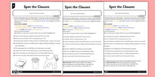 writing vocabulary grammar and punctuation use page 1