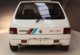 Peugeot 205 Rallye 65 000 Km