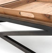 tray top coffee table fabulous lift top coffee table for pallet