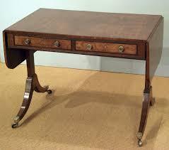 Small Sofa Table by Antique Mahogany Sofa Table Regency Mahogany Sofa Table Regency