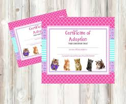 amazon com glam kitty cat pet adoption party supply theme
