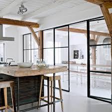 cuisine avec verriere interieur la verrière d intérieur une vraie tendance en 40 images
