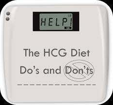 diy hcg diet do u0027s and don u0027ts tips to lose 20 30 lbs in about a