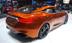 new nissan sports car 2017 updated 2014 nissan sports sedan concept brings 3 5 in lower