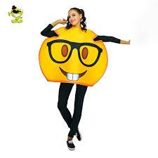 emoji costume emoji costume sponge clothes fancy dress in christmas
