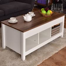 coffee table plans with storage and lift toplift top coffee table