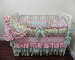 Crib Bedding Bale Baby Crib Bedding Etsy