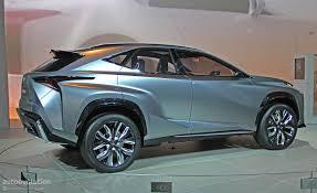 lexus rx 2018 price 2018 lexus lf nx concept photos bunch of cars
