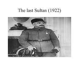 The Last Sultan Of The Ottoman Empire Chapter 2 2 Notes Islamic Empires I The Spread Of Islam Pgs A