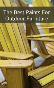 Patio Furniture Pittsburgh Best Paints For Outdoor Furniture Outdoor Paint Patios And