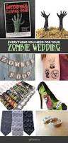Halloween Themed Wedding Decorations by Best 25 Zombie Wedding Ideas On Pinterest Zombie Wedding Cakes