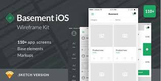 40 sketch templates for user interface designers