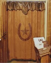 western bathroom designs rustic western bathroom with brown cowboy horseshoe shower