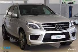 mercedes ml 65 amg mercedes ml cars for sale in south africa auto mart