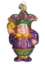 mardi gras ornaments world christmas ornaments mardi gras jester glass ornament 24025