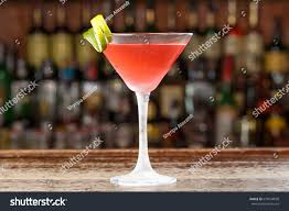 martini big cocktail cosmopolitan big city favorite stock photo 674544838