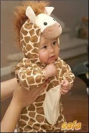 Giraffe Halloween Costume Baby 45 Amazing Diy Baby Halloween Costumes Baby Duck Costume