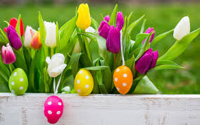 hd happy easter flowers images free download for happy easter 2017