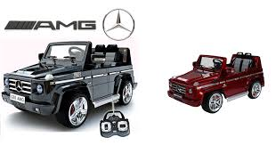 Kids Car Blinds Magic Cars Big Seater Mercedes Remote Control Electric Ride On