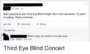 Third Blind Eye Jumper 25 Best Memes About Third Eye Blind Third Eye Blind Memes
