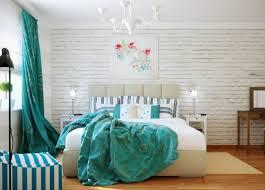 chambre noir et turquoise 1001 designs stupéfiants pour une chambre turquoise