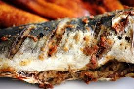 cuisiner le maquereau au four maquereau braisé et sa sauce pimenté une graine de maniguette