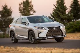 lexus rx soccer moms rejoice 3 row lexus rx reportedly coming in october