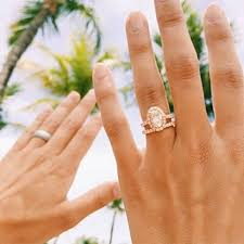 hand finger rings images Why does the wedding ring go on the left hand wedding decor ideas jpg
