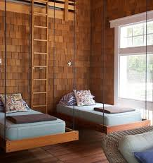 How To Make A Hanging Bed Frame Bed2 Ydagwy Hanging Beds Diy Swing From The Rafters With These