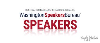 washington speakers bureau speakers bureau event planner in las vegas motivational speakers