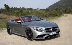 mercedes convertible 2017 mercedes benz s class cabriolet when too much isn u0027t enough