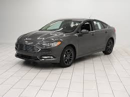 new 2018 ford fusion se 4dr car in mishawaka jr108946 jordan ford
